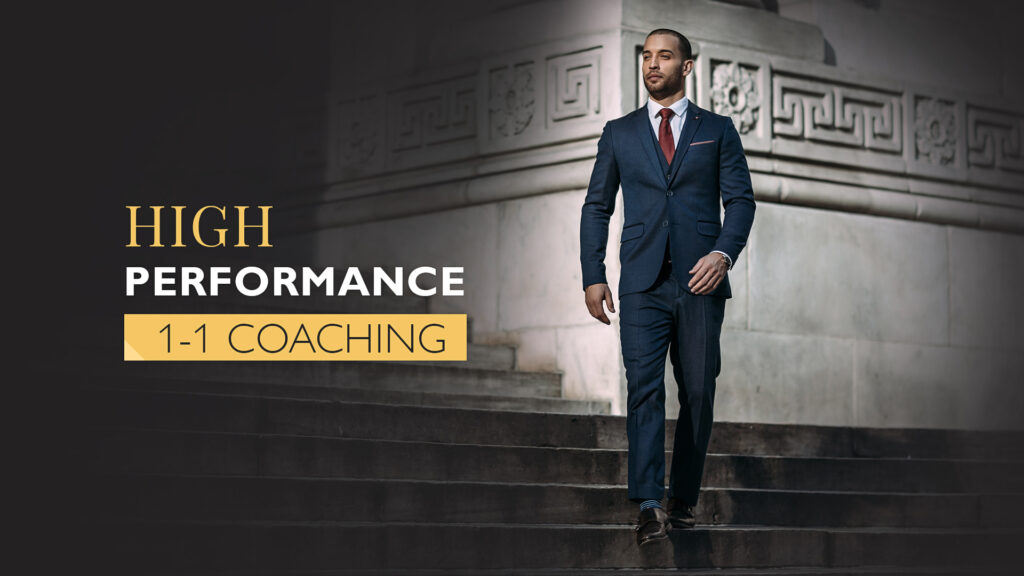 1-1 High Performance Coaching with Daniel Linares