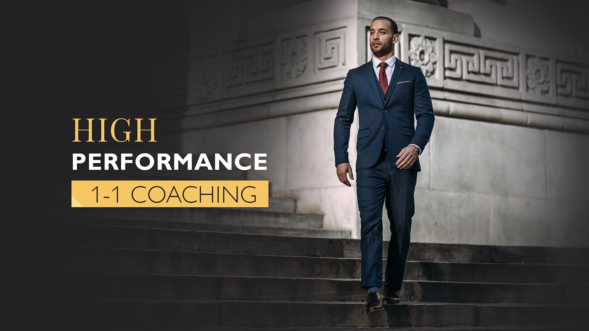 1-1 high performance coaching